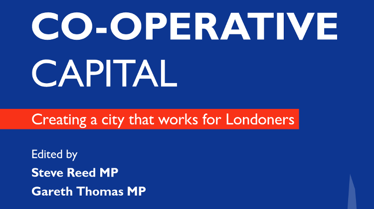 New collection of essays suggests co-operative solutions to London's problems