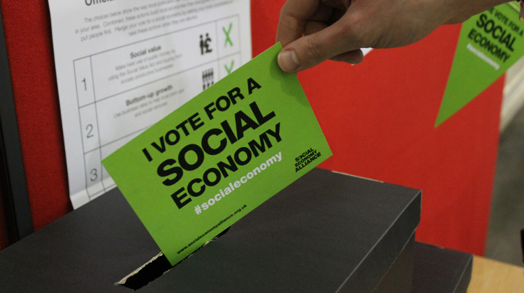 Campaign to Enlist Political Support for Co-ops launched by Social Economy Alliance
