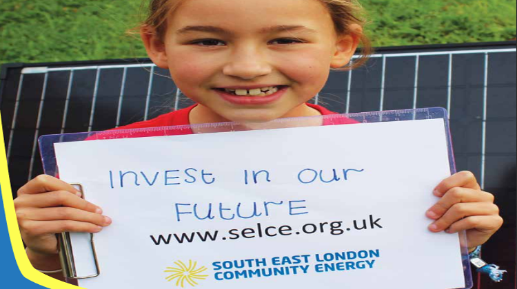 Invest in South East London Community Energy