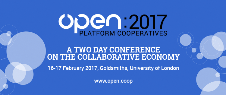 Open 2017: two-day conference on the collaborative economy